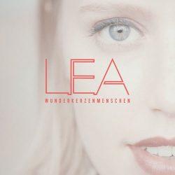 Cover LEA - Wunderkerzenmenschen