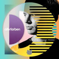 Cover Alle Farben - Music Is My Best Friend